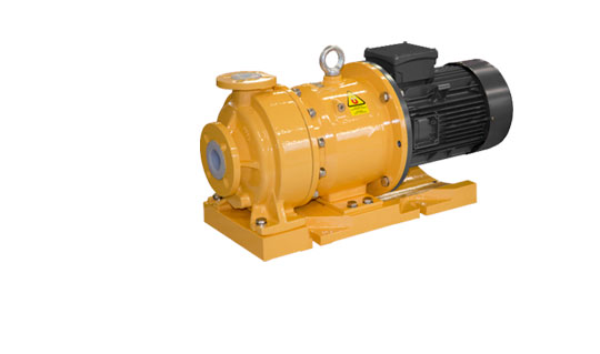 Sealless Magnetic Drive Pumps Manufacturer